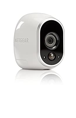 SpyGear-Arlo Smart Home - 1 HD Camera Security System - Netgear