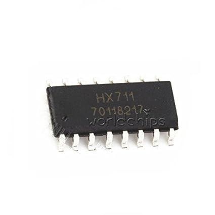 Amazon10PCS HX711 AVIA SOP16計量センサーチップIC