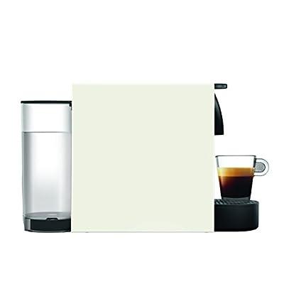 Nespresso Essenza Mini Espresso Machine by Breville, Pure White