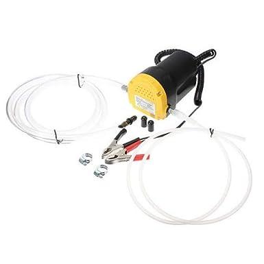 12 V 12V f/ür Dieselfl/üssigkeit elektrische Saugpumpe zum Austausch von M/üll 1 24 V MASUNN Motor/ölpumpe