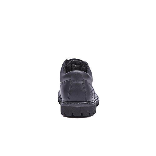 Classical Men's 8036 7006 BLACK KINGSHOW Boots 6O18qnw