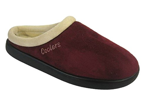 Chaussons Chaussons Femme Coolers Chaussons Bordeaux Bordeaux Coolers Femme Femme Bordeaux Coolers OzdqtnBX