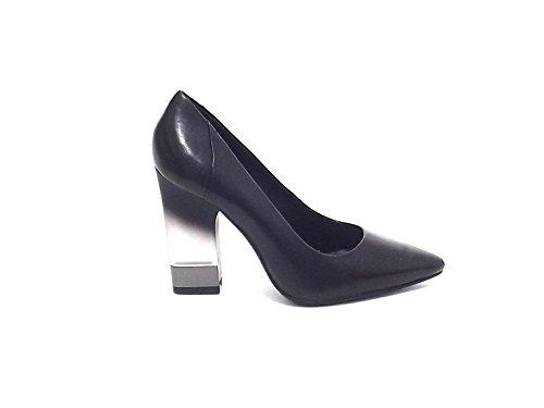 Zapatos Barachini mujer para cordones negro negro de ZHHq7naz