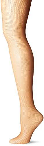 Fine Fishnet (Wolford Women's Twenties Fishnet Tights, Honey, Small)