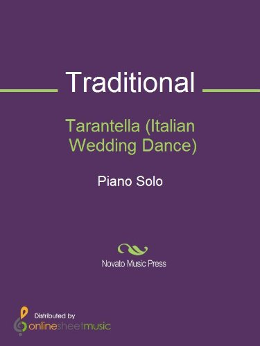 Tarantella (Italian Wedding Dance)