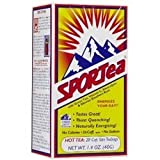 SPORTea(R) Hot: 20 Individual Tea Bags/Box Pack of 12