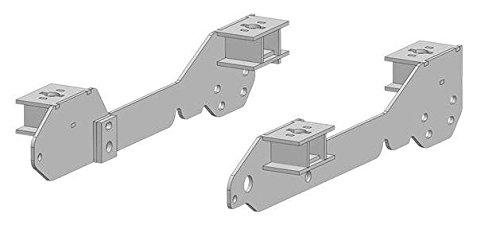 - Pulliam Enterprises, Inc. 4426 PullRite SuperGlide SuperRail Mounting Kit - Ford 1999-2011, F-250 & F-350