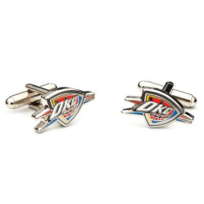 NBA Cufflinks NBA Team: Oklahoma City Thunder by Cufflinks