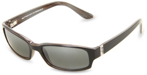 Maui Jim Sunglasses - Atoll / Frame: Gloss Black Lens: Polar