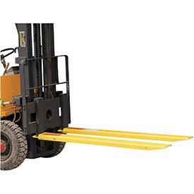 5''W x 60''L Forklift Fork Tine Extension - 1 Pair