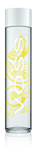 Voss Artesian Sparkling Water, Lemon Cucumber, 12.7 oz