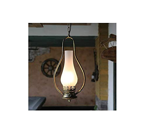 (Pendant Light Industrial Design E27 Chandeliers American Rural Industrial Tea Light Creative Classical Bar Table Vintage Hanging Lamps)