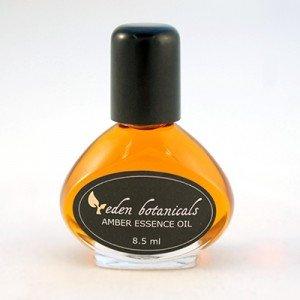 Eden Botanicals Amber Essence Oil 1/3 Oz
