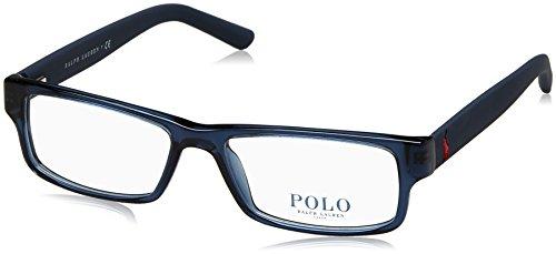 Polo PH2119 Eyeglass Frames 5470-53 - Shiny Navy Blue - Polo Eyeglass Frames