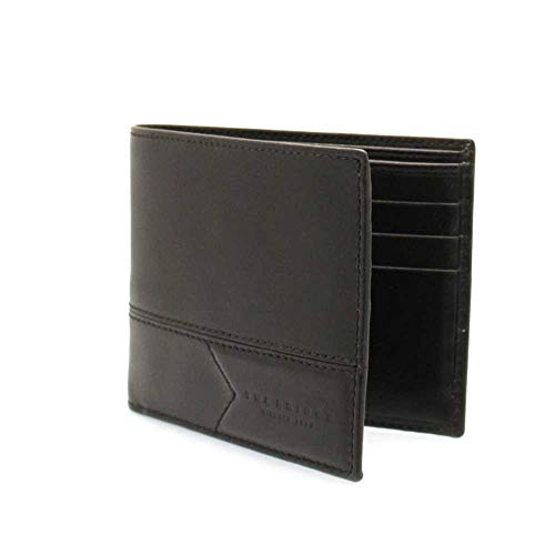 Wallet The Bridge Male Wayfarer Leather Black 0145398a 7r Giannutri ETwfTq