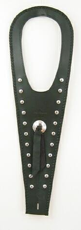 Mustang Studded Tank Bib 93160 by Mustang Motorcycle Seats