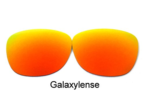 Galaxy Replacement Lenses For Ray-Ban RB2140 Original Wayfarer Red 54 mm - Red Rb2140