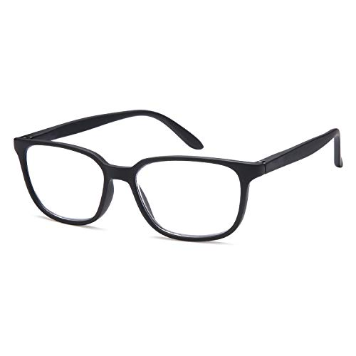 (TRUST OPTICS Multifocal Trifocal Reading Glasses - 3 Power Progressive Lens for Near and Distance Viewing Presbyopia Readers for Men and Women 2.00)