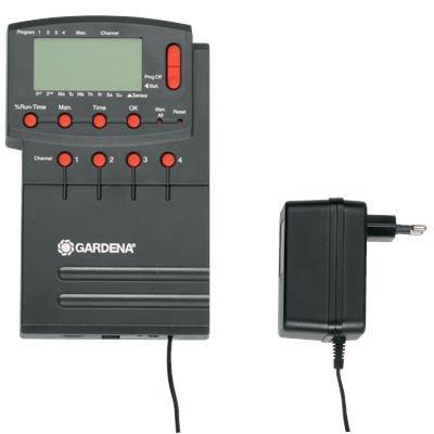 GARDENA 1276 Bewässerungssteuerung 4040 modular