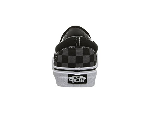Black Grey Pewter Vans Checkerboard Vans 1X5wgqX