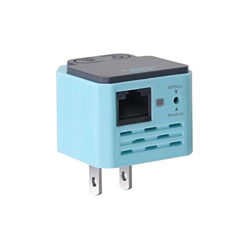 KOLSOL WRD-300G WIFI Extender 300Mps Wireless Repeater AP 2.4Ghz Wi-Fi Extender WiFi Signal Amplifier Mini WiFi Signal Booster WiFi Range Extender for the House