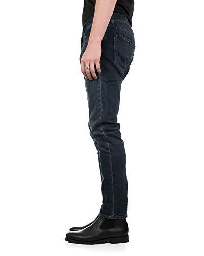 Slim 512 Blu Levi's Taper Uomo Jeans Indaco 468774 H7TTnaWK