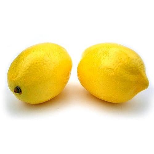 Artificial Lemon, Box Of 12
