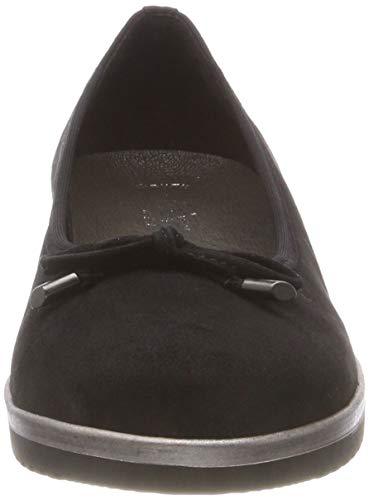 Shoes ku s Sport schwarz Comfort Noir Ballerines 47 Femme Gabor s p4xqwdndZ