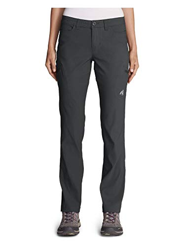Eddie Bauer Women's Guide Pro Pants, Dk Smoke Regular 6 ()