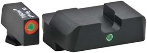 Ultimate Arms Gear GL-201 Pro i-Dot Glock 17,19,22,23,24,26,27,33,34,35,37,38,39 Pro i-Dot Set and ProGlo Front with single Rear