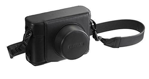 Fujifilm LC-X100F Leather Case - Black