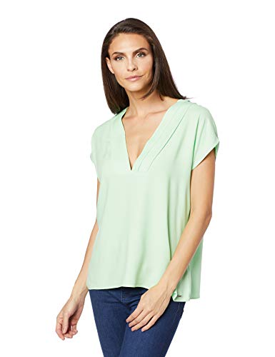 Blusa Loose, Colcci, Feminino, Verde (Verde Solstice), P