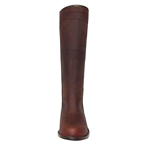 63801ba2e0b Barato Botosvalverde 220 Bota rociera campera color marrón tacón alto de  Valverde ...