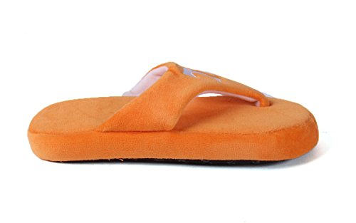 NCAA Feet Volunteers College Comfy Mens Womens LICENSED and Happy Flop Tennessee OFFICIALLY rYSxrq6wU
