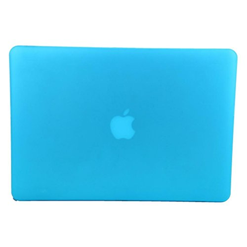 Tuquoise Frosted Matte Rubber Protective Hard Shell Clip