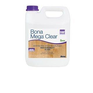 Bona Finish - Mega HD Clear Gloss