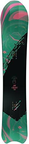 Bataleon Love Powder Freeride Snowboards, Black, 153 ()