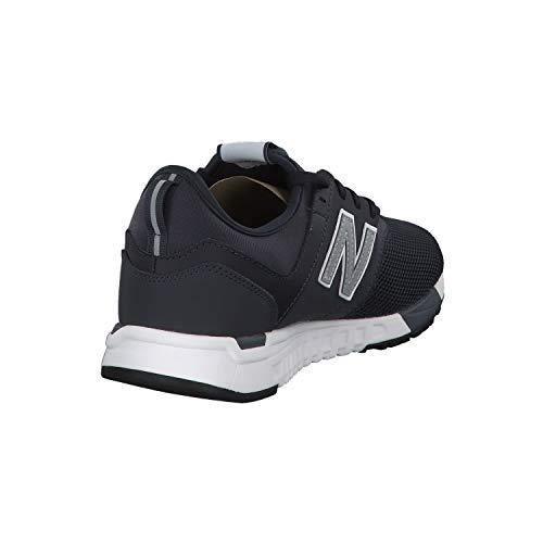Sneaker New Oh Blu silver Uomo outerspace 247v2 Balance ZZnrfxqw7E