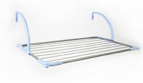Moerman 88364 Handrail Airer Indoor/Outdoor Clothes Drying Rack