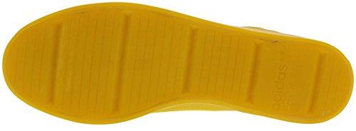 adidas Herren Courtvantage Adicolor Ankle-High Fashion Sneaker Gelb