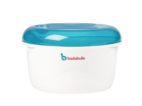 Badabulle Microwave Sterilizer, Blue/Grey BABYMOOV UK LTD B003204