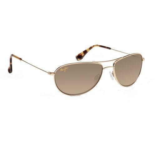 Maui Jim Baby Beach - Jim Beach Sunglasses Maui Baby Silver