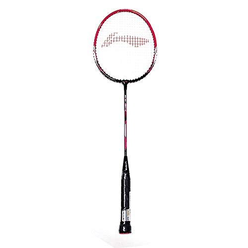 Li Ning XP 60 IV Blend Badminton Racquet  Black/Pink