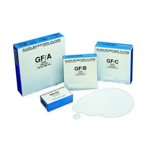 GE Healthcare 1821-021 Grade GF/B Filter Paper for Liquid Scintillation, Circle, 21 mm Diameter (Pack of 100) by GE