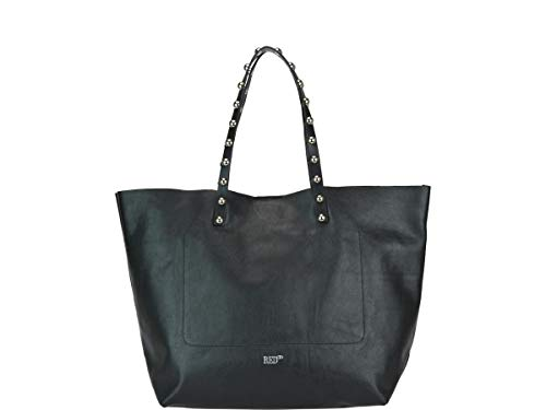 borsa Donna Red Tipo pelle di Shopper nera in Valentino Qq2b0631evk0no pXUqvnU5