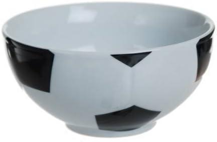 Excelsa - Bol de Porcelana Pelota Fútbol: Amazon.es: Hogar