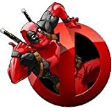 No Deadpool Vinyl Sticker,Cars Trucks Vans Walls Laptop