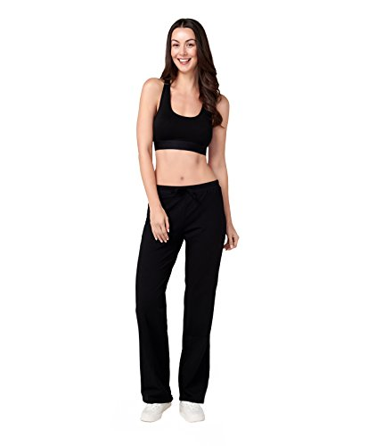 Pact Women's Drawstring Sweatpants with Pockets | Made with Organic Cotton