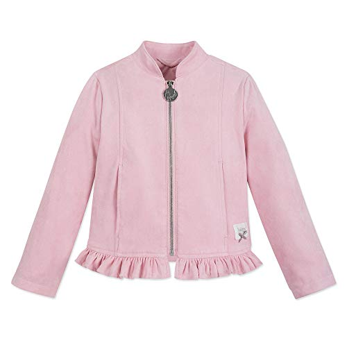 (Disney Animators' Collection Aurora Jacket for Girls Size 5/6 Pink)