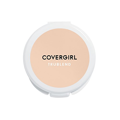 Cover Girl Mineral Makeup - COVERGIRL truBlend Pressed Blendable Powder Translucent Fair .39 oz (11 g) (Packaging May Vary)